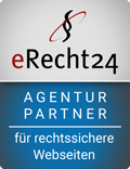 eRecht Siegel Agenturpartner